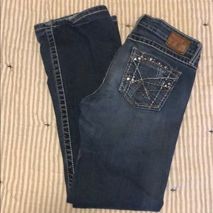 BKE Madison Boot Jean - Size 28 Petite